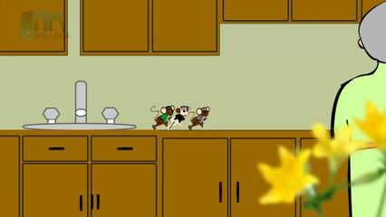 Three Blind Mice - Kindergarten Song for Children