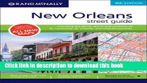 Read Rand McNally New Orleans Street Guide ebook textbooks