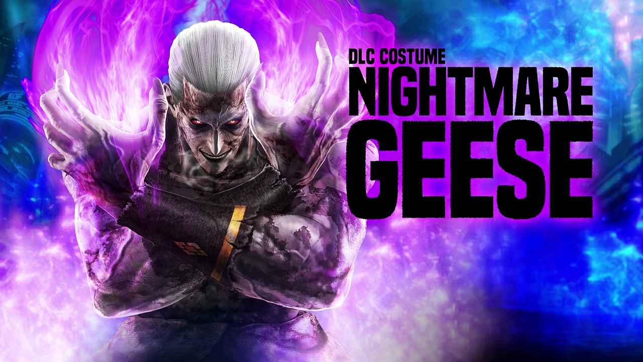 The King of Fighters XIV – Geese incubo