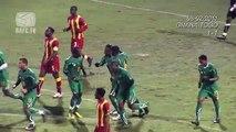 08-02-2011  Ghana 4 - 1 Togo: Goals at Bosuilstadium