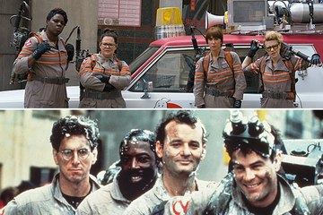 The Original Ghostbusters React To The 'Ghostbusters' Reboot