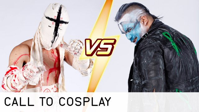 CALL TO COSPLAY - The Clash of Angels and Demons