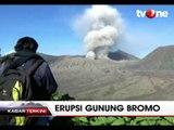 4 Kali Letusan Tremor, Gunung Bromo Status Waspada Level Dua