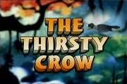 The Thirsty Crow #Kids Animated Story #Moral Stories for Kids in English #Kids Collection