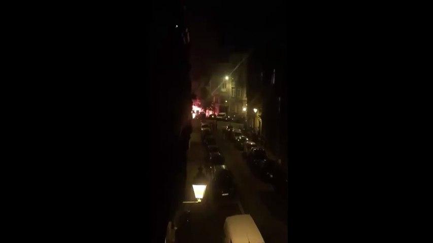 voitures incendiées 3