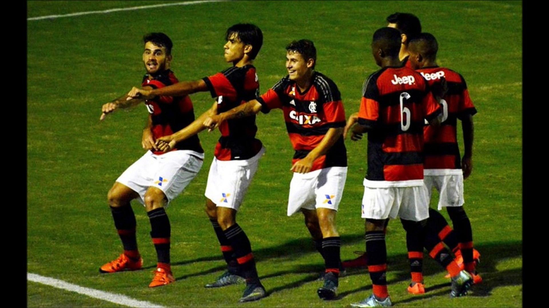 Flamengo 2 x 2 Corinthians - Copa SP de Futebol Jr. - 25 01 2016 - Gols do FLAMENGO CAMPEÃO 2016