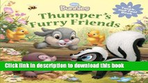 Download Disney Bunnies Thumper s Furry Friends  Ebook Online