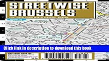 Read Streetwise Brussels Map - Laminated City Center Street Map of Brussels, Belgium (Streetwise