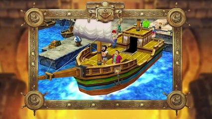 Dragon Quest VII: La Quête des Vestiges du Monde : Découvrez l'univers de Dragon Quest VII