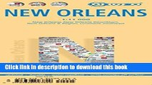 Read Laminated New Orleans Map by Borch (English Edition) PDF Online