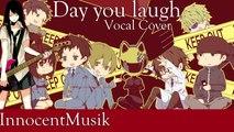 Durarara!!x2 Ten: Day you laugh (Vocal Cover)   InnocentMusik