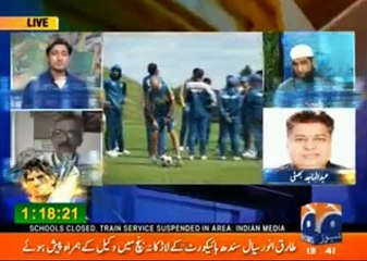 Breaking News: Pakistan to play with 3 Left Arm pacers and Yasir Shah, Imran Khan Left Out