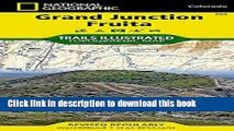 Read Grand Junction, Fruita (National Geographic Trails Illustrated Map) E-Book Free