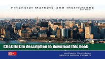 Read Financial Markets and Institutions (The Mcgraw-Hill / Irwin Series in Finance, Insurance and