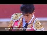 Attention, les images peuvent choquer! Le torero Victor Barrio décède pendant une corrida