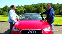 Audi A3 cabriolet vs BMW Série 2 cabriolet