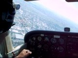 Landing at Essendon Airport Runway 17, Cessna 172RG VH-MVV