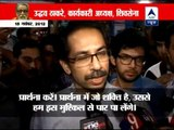 Bal Thackeray's health stable: Uddhav Thackeray