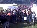 ITIS VALLAURI ROMA manifestazione 24 ottobre 08 CircoMassimo