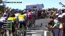 46 KM à parcourir / to go - Étape 12 / Stage 12 (Montpellier / Mont Ventoux) - Tour de France 2016
