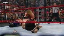 WWE Triple H vs. Shawn Michaels vs. Chris Jericho vs. Jeff Hardy vs. JBL vs. Umaga - Elimination Chamber