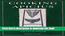 Read Cooking Apicius  PDF Free
