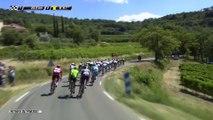 29 KM à parcourir / to go - Étape 12 / Stage 12 (Montpellier / Mont Ventoux) - Tour de France 2016