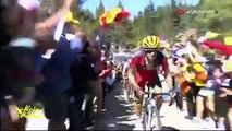 TOUR DE FRANCE 2016 : Chris Froome chute au Mont Ventoux