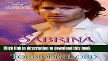 [PDF] The Forbidden Lord (Lord Trilogy, Book 2)  Read Online