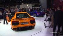 Salon de Genève 2015 - Audi R8