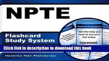 Read NPTE Flashcard Study System: NPTE Test Practice Questions   Exam Review for the National