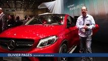 Salon de Genève 2015 - Mercedes GLE