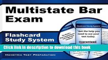 Read Multistate Bar Exam Flashcard Study System: MBE Test Practice Questions   Review for the
