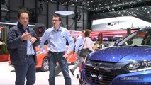 Salon de Genève 2015 - Honda HR-V