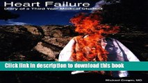 Read Heart Failure: Diary of a Third Year Medical Student  Ebook Online