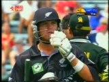 Shoaib Akhtar bold bold bold bold lbw vs Nz at Auckland 2001