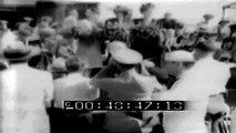 USS Chicago, USS Los Angeles & USS Antietam Launched, 08/20/1944