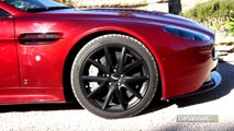 "Essai - Aston Martin V12 Vantage S Roadster : ""submersive"""