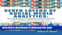 [Download] Seven Layers of Social Media Analytics: Mining Business Insights from Social Media