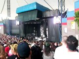 Projekt Revolution 7/29 My Chemical Romance Gerard Talking
