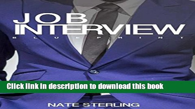 Read Job Interview Blueprint: Proven job interview tips, tricks, and answers to help get your