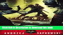 Read Books Sword of Destiny (The Witcher) ebook textbooks