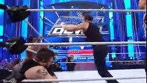 Dean Ambrose & Sami Zayn vs. Seth Rollins & Kevin Owens- SmackDown, July 14, 2016