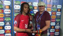 Renato Sanches - Carlsberg Man of the Match #POLPOR