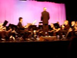 "10-25-09 Arlington Heights Community Concert Band performs ""Syncopated Clock"""