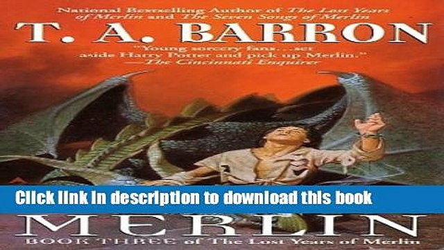 Read Books The Fires of Merlin (Lost Years Of Merlin) ebook textbooks