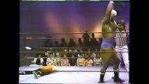 Tully Blanchard/Gino Hernandez vs Scott Casey/Terry Allen (Southwest)