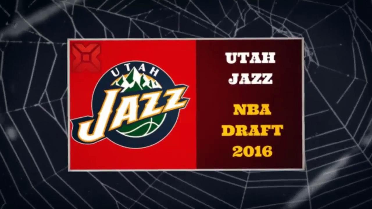 UTAH JAZZ NBA DRAFT 2016 – Breaking News Today USA