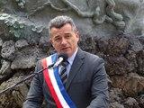 ATTENTATS - NICE - DECLARATION DE  FRANCOIS HOLLANDE & GILLES D'ETTORE sur FRANCE BLEU HERAULT ce matin à 9 h 00