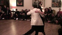 Geraldine Rojas Ezequiel Paludi tango2 lamilune Liège 29/11/09